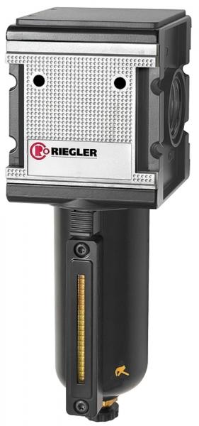 Filter »multifix«, Metallbeh. u. Sichtrohr, 5 µm, BG 4, G 3/4, HA