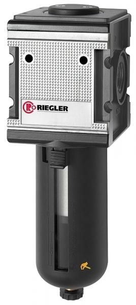 Vorfilter »multifix« PC-Behälter, Schutzkorb, 0,3 µm, BG 4, G 1