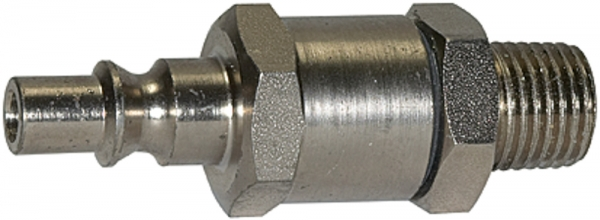 Inline-Filter »filter plug«, R 3/8, Stahl vernickelt