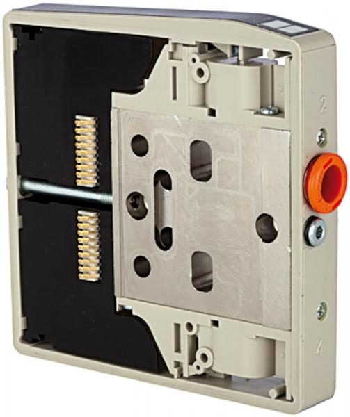 Zwischenplatte für Ventilinsel HDM, zusätzliche Zu- und Abluft