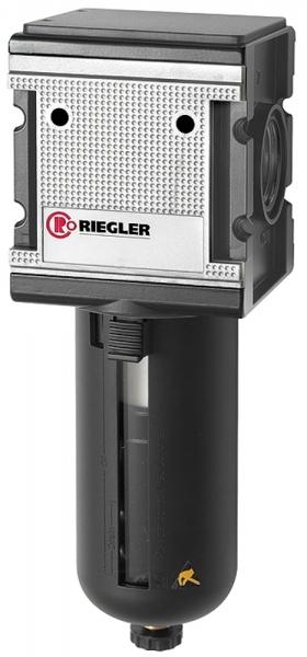 Filter »multifix«, PC-Behälter, Schutzkorb, 5 µm, BG 4, G 3/4, HA