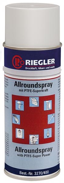 RIEGLER Allroundspray, PTFE-haltig, 400 ml