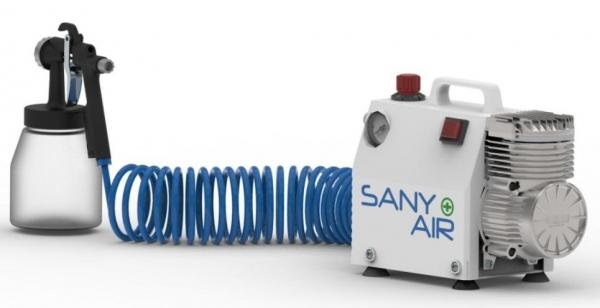 Sany-Air Desinfektionskompressor