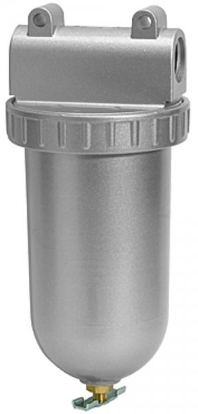 Spezialfilter »Standard« mit Metallbehälter, 0,01 µm, BG 1, G 3/8