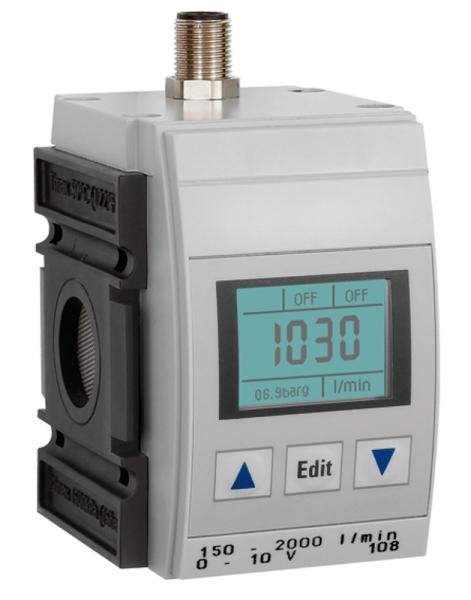 Differenzdruck-Durchflussmesser »FUTURA«, BG 2, 200 - 5000 l/min
