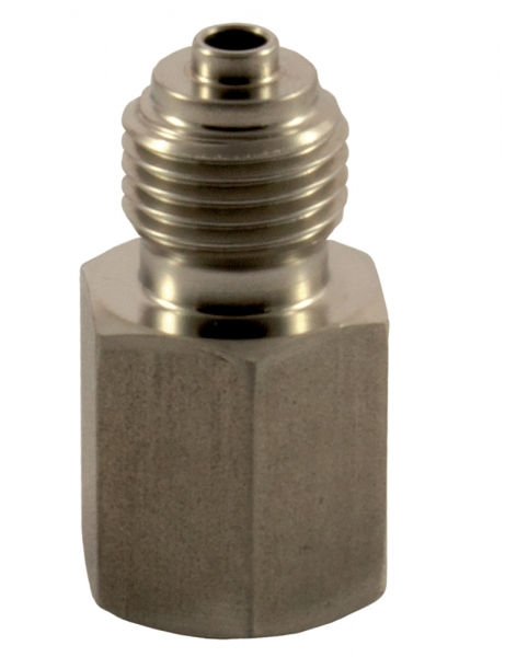 Vorschaltfilter für Mano, G 1/4 IG, G 1/4 AG, 200 µm, ES 1.4571