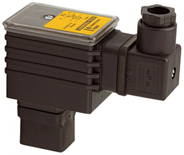 Steckerverstärker 24 V DC, für »posiflow«, G 1/4 und G 3/8
