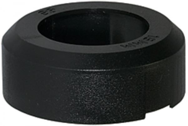 Schutzkappe, »speedfit«, schwarz, für Rohr Außen-ø 18 mm, POM