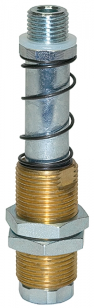 Federstössel, Saugeranschluss G 1/8 AG, Federweg 15,0