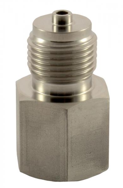 Vorschaltfilter für Mano, G 1/2 IG, G 1/2 AG, 200 µm, ES 1.4571