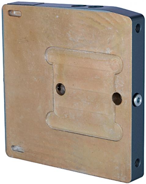 Endplatte für Ventilinsel HDM, blind (zum Abschluss des Systems)