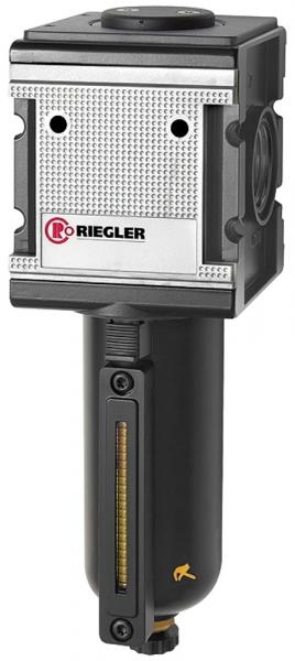 Mikrofilter »multifix«, mit Metallbehälter, 0,01 µm, BG 4, G 3/4
