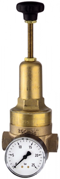Druckregler DRV 225, Hochdruckausführung, G 1 1/2, 1,5 - 20 bar