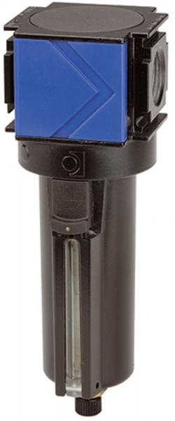 Filter »variobloc«, Metallbehälter inkl. Sichtrohr, BG 2, G 3/4