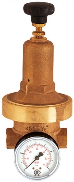 Druckregler DRV 250, Niederdruckausführung, G 3/8, 0,2 - 2 bar