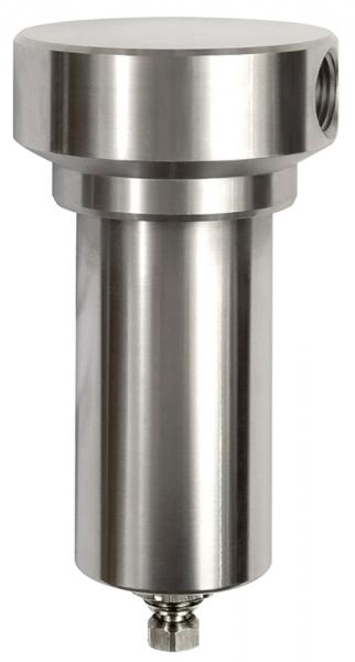 Edelstahl-Filter, 1.4401, 25 µm, BG 3, G 1/2