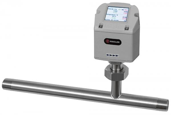 Durchflussmengenmesser, DN 15, R 1/2, 0,2 - 90 m³/h