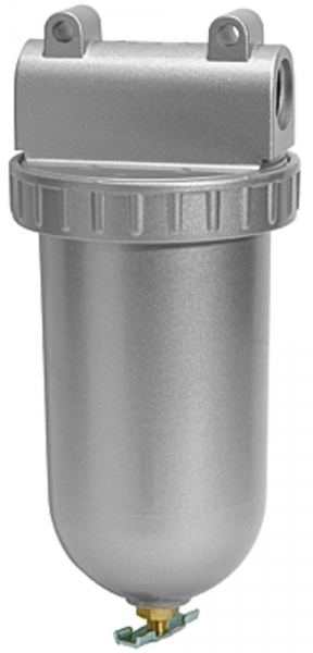 Spezialfilter »Standard« mit Metallbehälter, 0,01 µm, BG 4, G 1