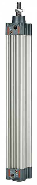 Normzylinder, doppeltwirkend, Magnet, Kolben-Ø 32, Hub 80, G 1/8