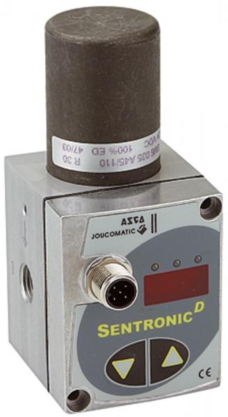 Proportional-Regelventil »sentronic D«, 24 V DC, G 1/4, DN 8