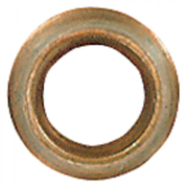 Manometer-Profildichtung, für Gewinde G 1/4, Werkstoff: Alu
