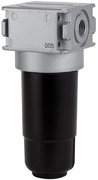 Aktivkohlefilter »multifix-mini«, mit Metallbehälter, BG 0, G 1/8