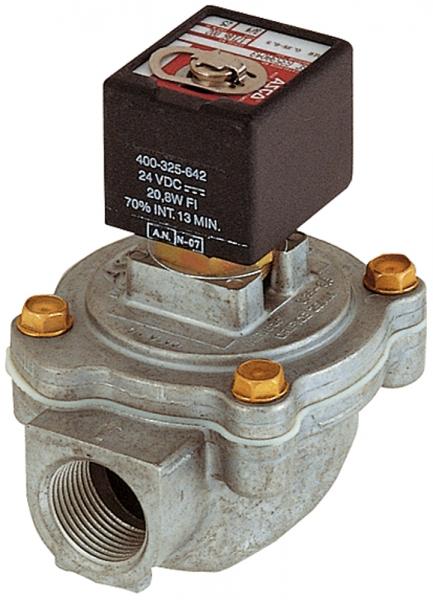 Impulsmembranventil, NC, 24 V DC int. Vorsteuerung, G 3/4, TPE