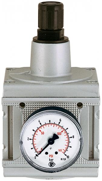 Druckregler »multifix«, inkl. Manometer, BG 5, G 1, 0,1 - 3 bar
