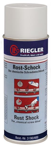 RIEGLER Rost-Schock, 400 ml