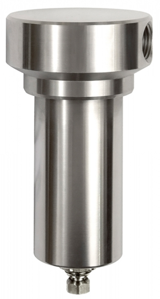 Edelstahl-Filter, 1.4401, 25 µm, BG 4, G 1