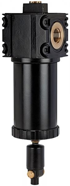 Vorfilter ohne Differenzdruckmanometer, 2 µm, G 1/2