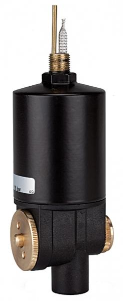 Automatisches Ablassventil, G 1/4 IG / G 1/8 AG
