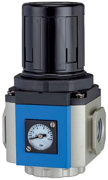 Druckregler »G«, inkl. Manometer, BG 400, G 3/8, 0,5 - 9 bar