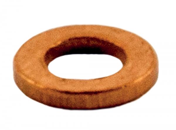 Flachdichtung aus Kupfer, G 1/4 oder M12x1,5, EN 837