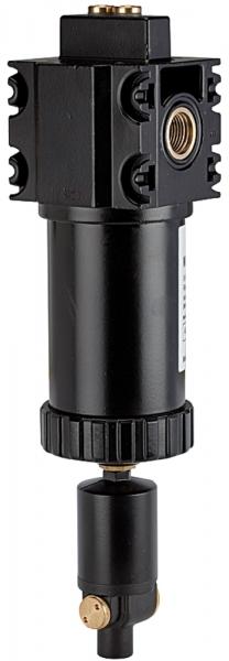 Mikrofilter ohne Differenzdruckmanometer, 0,01 µm, G 1/2