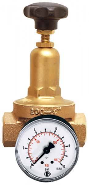 Druckregler DRV 200, Standardausführung, G 3/8, 1,5 - 8 bar