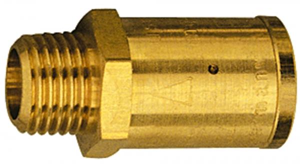 Druckreduzierventil, G 1/4 innen/außen, Einstelldruck 5,0 bar