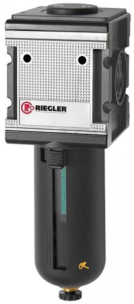 Mikrofilter »multifix«, mit PC-Behälter, Schutzkorb, BG 4, G 3/4