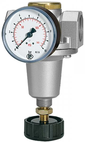 Druckregler »Standard«, inkl. Manometer, BG 3, G 1, 0,2 - 6 bar